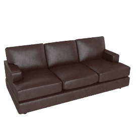 Hector Grand Leather Sofa