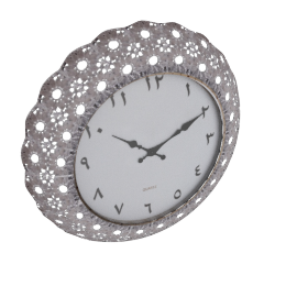 Hibah Wall Clock - 45x5.5 cms