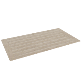 Supreme Drylon Bath Mat - 65x120 cms, Cream