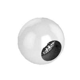 Dark 12-25 Basic, glossy white