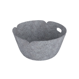 Restore Large Basket, Grey