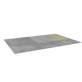 Stippen Rug 9'x13', Grey