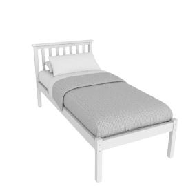Maya Bed - 90x200, White
