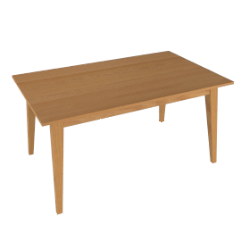 House by John Lewis Stride 6-8 Seater Extending Dining Table