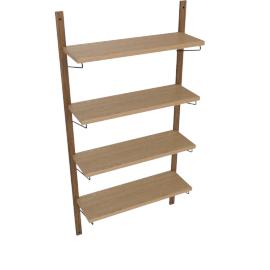 Jory modular shelves