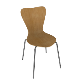 House by John Lewis Grable Dining Chair