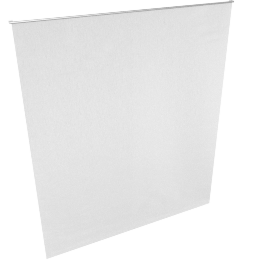 Blackout Roller Blind - 180x210 cms, Cream