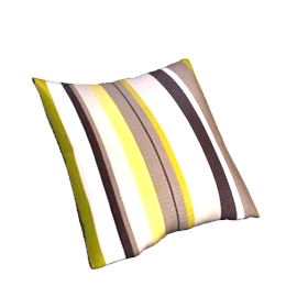 Anoko Cushion, Lime