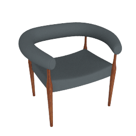 Ring Chair, Sage