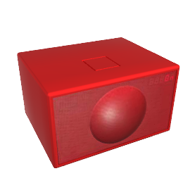 Geneva Sound System - Large - Red