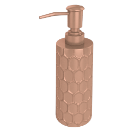 Coppercomb Soap Dispenser