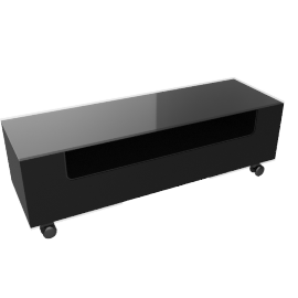 Greenapple 59299 Black Mamba TV Stand