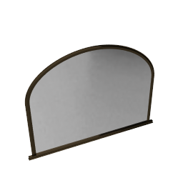 Barnes Gilt Wall Mirror