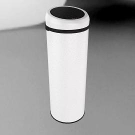 White Sensé Bin, 50L