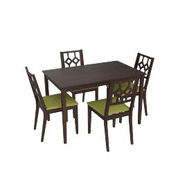 Irene 4-seater Dining Set