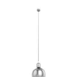 &tradition Bulb SR2 Mega, silver