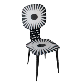raggiera chair by fornasetti