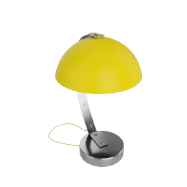 London Table Lamp - Yellow