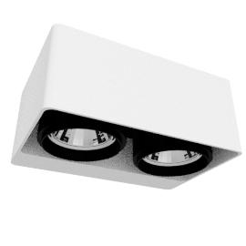 DeltaLight Boxter 2 50, white/black