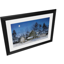 Pine Ridge Picture Frame - 20x28x0.6 inches