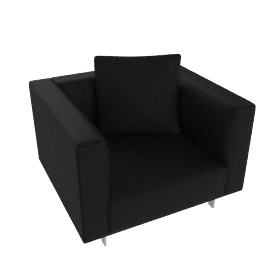 Bilsby Armchair in Leather