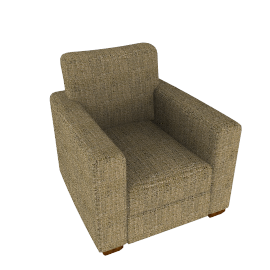 Gino Chair, Stone