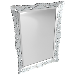 Shimmer Venetian Wall Mirror