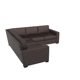 Portola Sectional Sofa - Leather