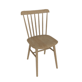 Salt Chair, Natural Beech