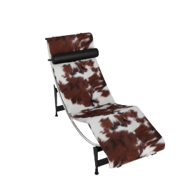 LC4 Chaise Lounge - Cowhide - Cowhide