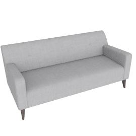 Louis Medium Sofa, light lcoht