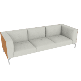 BOSFORO 3 Seater