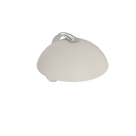 London Wall Light, grey