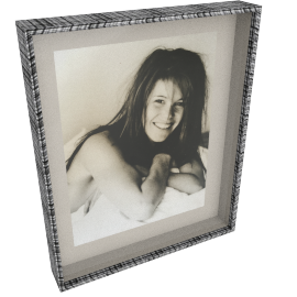 Hilton Photo Frame - large