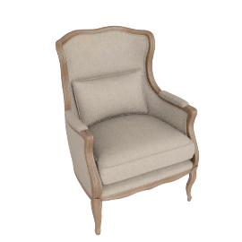 Lille Chair, Savannah Natural