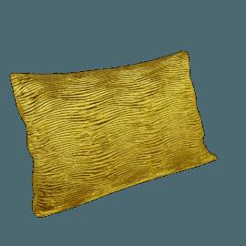 Harlequin Arkona Velvet Cushion, Linden