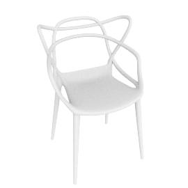 Master Chair White