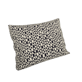 "Maharam Pillow in Checker Split 18"" X 26"""