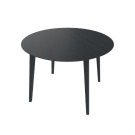 Lau Round Table, black