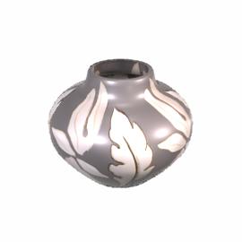 Pearl Flower Vase