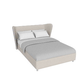 Bergere Bed, Double