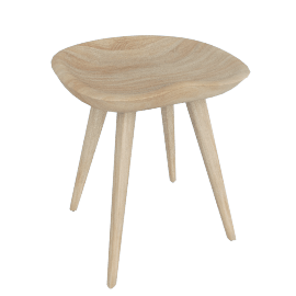 Tractor Stool, Ash