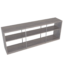 Index Three Low Bookcase