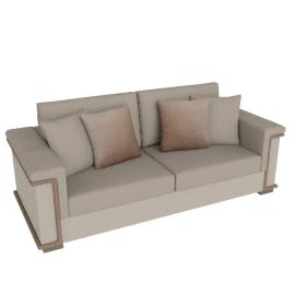 Sydney 3-seater Sofa