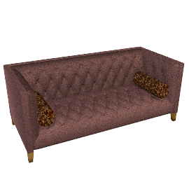 Knightsbridge Large Sofa, Heather