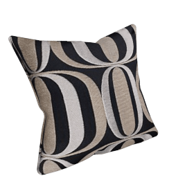 Harlequin Verve Energy Cushion, Pewter