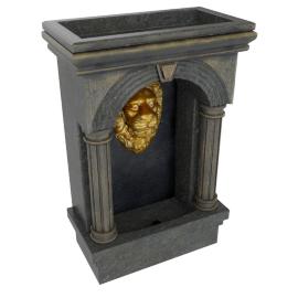 3D Lion Head Fountain - 41x21x61 cms