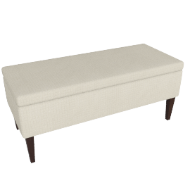 Lynden Storage Bench, Perrin Putty