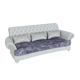 Nargis 3-Seater Sofa
