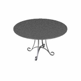 Mansion Garden Table